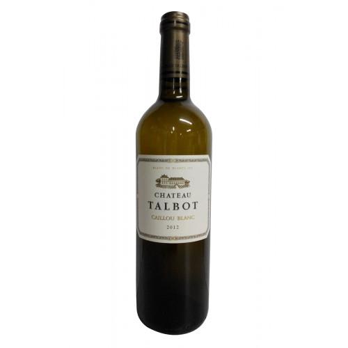 Caillou Blanc de Talbot 2012