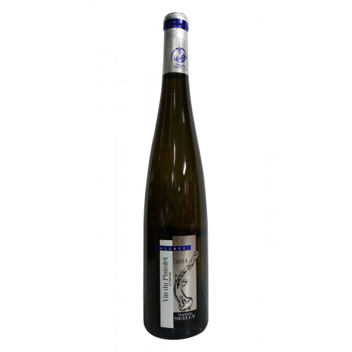 DOMAINE SEILLY ALSACE EXCLUSIVITE VIN DU PISTOLET 2014