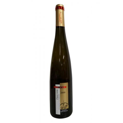 Alsace Expression Pinot Gris Cuvee Particuliere Schenkenberg 2009