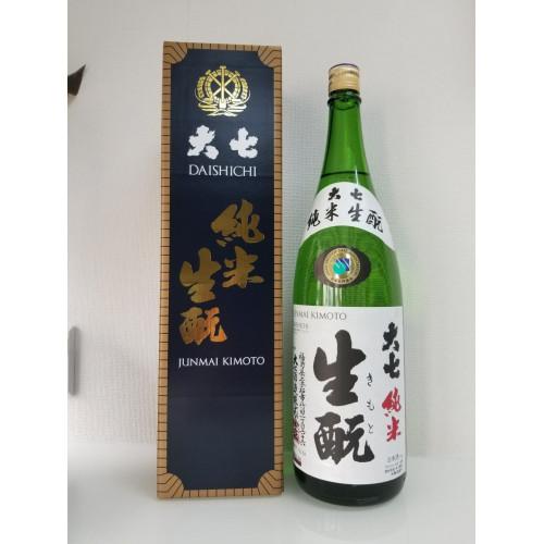 大七純米生酛 1800ml