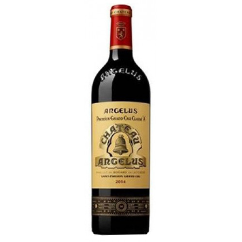 Chateau Angelus Premier Grand Cru Classe St. Emiliion 2014